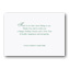 White Berry Holiday Cards